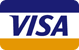 credit cards accepted visa